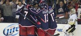 Blue Jackets ousted by Pens, but there is much to savor from historic season