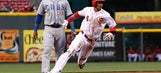 How fast is Billy Hamilton's home-run trot?