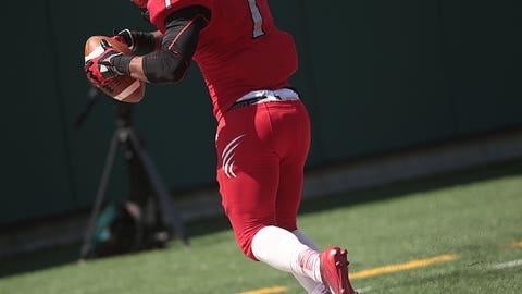 Ralph David Abernathy IV touchdown