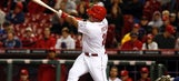 Reds catchers on season-long hot streak