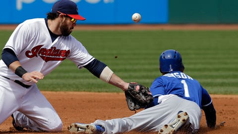 26. Cleveland Indians
