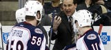 After memorable season, Blue Jackets coach wants team to play faster game