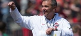 On Urban Meyer's 50th birthday, he gets warm wish from AARP