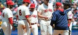 Indians play worst series of year with Tigers on deck