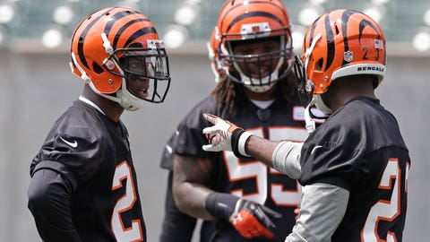 Cincinnati Bengals: Darqueze Dennard