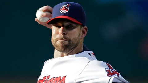 Pitching: Kluber shines