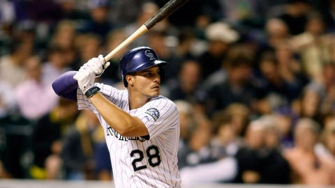 June 29 - Nolan Arenado named NL Player of the Week