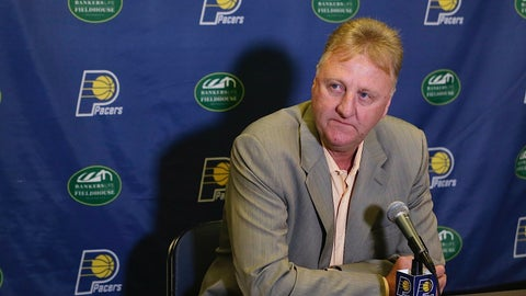 Indiana Pacers: Rick Robey over Larry Bird (1978, Pick No. 3)