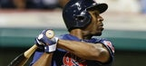 Bourn's clutch hit gives Indians 5-3 win