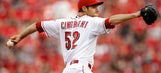 Cingrani undone by bad stretch while Latos pulled from rehab start