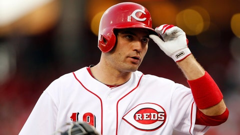 4. Joey Votto, Cincinnati Reds: $251 million over 12 years