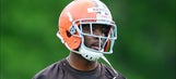 Andrew Hawkins getting high marks with new team