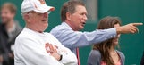 Kasich visits Bengals, offers Pacman golf tips