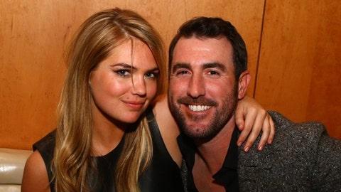 Justin Verlander and Kate Upton get back together