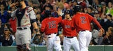 Red Sox get season-high in runs, top Indians 10-3