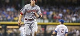 Hamilton's hit helps Reds beat Brewers 6-5
