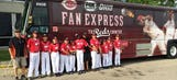 Covedale athletics at Reds Camp (gallery)