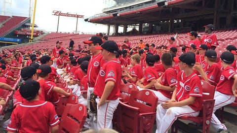 Covedale at Reds Camp