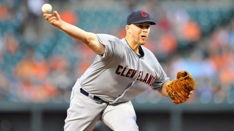 15. Cleveland Indians
