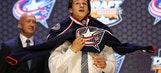 Blue Jackets' draft pick is already viral video sensation