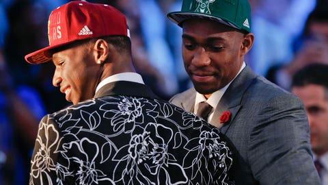 Eye-catching NBA draftees