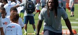 Clowney focused on learning, getting healthy