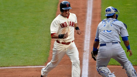 17. Cleveland Indians