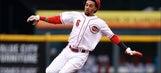 MLB Quick Hits: Hamilton steals the show