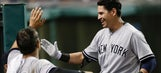 Ellsbury's homer in 14th gives Yankees 5-4 win