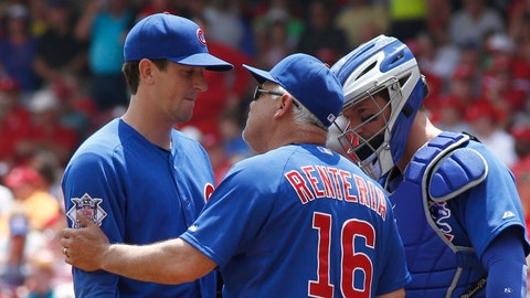 25. Chicago Cubs