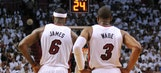 Dwyane Wade calls LeBron James a brother, will continue to support him