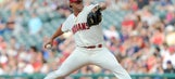 Tough day for Tribe epitomized by Adams' debut