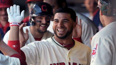 16. Cleveland Indians
