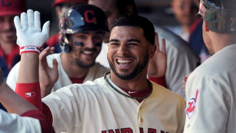 16. Cleveland Indians