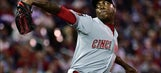 Chapman OK after coming up gimpy in All-Star appearance