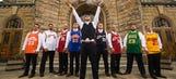 Epic wedding photo captures LeBron homecoming fever