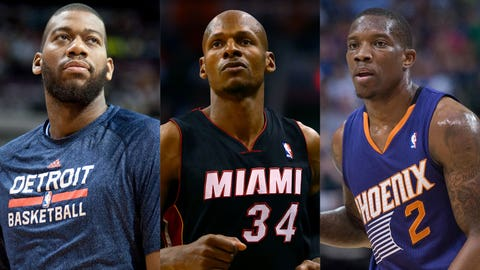 Who's left in NBA free agency?