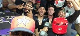 Louisville Bats take selfies following every victory