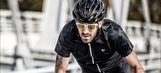 Power of words drives Columbus cyclist