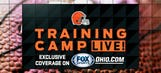Training Camp Live: Josh Gordon back in pads