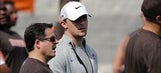 Manziel: 'I've made some rookie mistakes'
