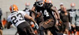 Browns' RB Tate eager to prove
