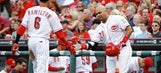 Reds shutout Diamondbacks 3-0