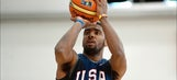 Team USA Report: Kyrie talks LeBron, point-guard battle