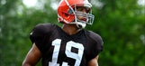 Miles Austin impressing thus far at Browns camp