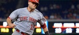Reds win series, beat Marlins 7-3