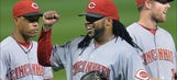 Cueto named National League Player of the Week