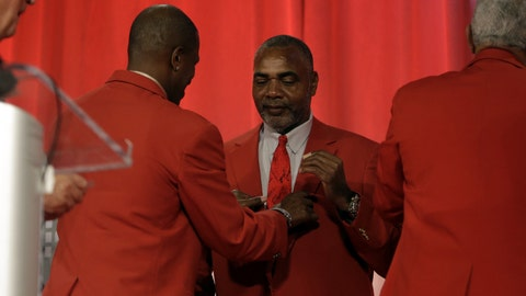 Reds 2014 Hall of Fame weekend