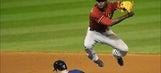 Diamondbacks outlast Indians in 12 innings