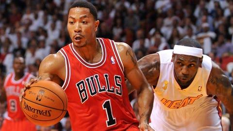 Oct. 31 at Chicago Bulls